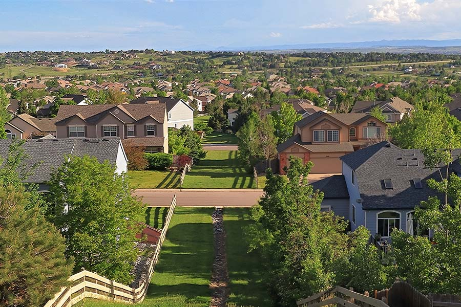 Header - Residential Town Denver Colorado